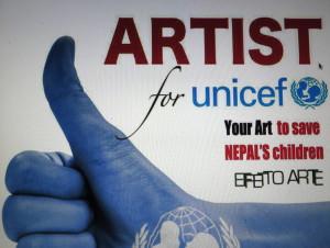 ARTIST FOR UNICEF