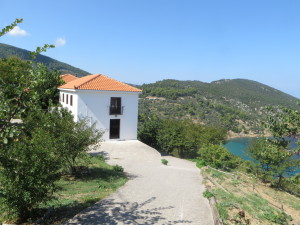 THE SKOPELOS FOUNDATION FOR THE ARTS